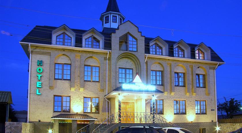Jolki-Palki-Hotel